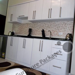 Hurghada Kitchen in White