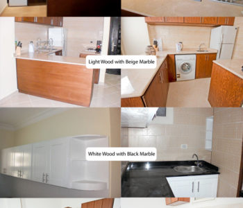 Kitchen Samples - Sahl Hasheesh Furniture Packages